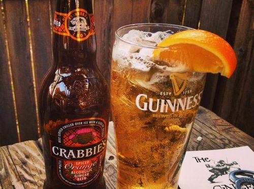 Toast to Spring with a Crabbie's Spiced Orange