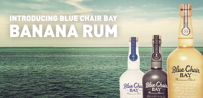 BLUE CHAIR BAY BANANA RUM GIVEAWAY & RECIPES