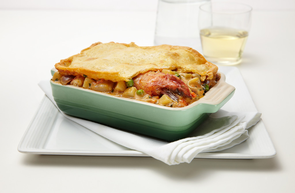 Roy's Restaurant - Signature Lobster Pie