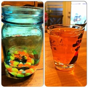 Candy Corn Infusion