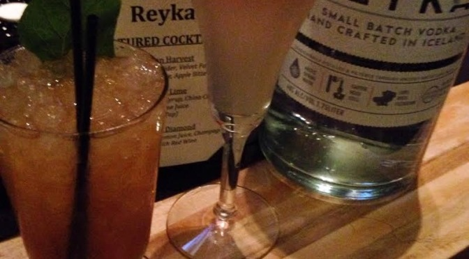Reyka Vodka Unleashes Fall/Winter Cocktails