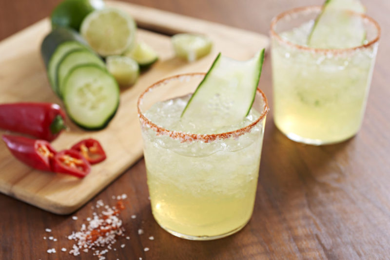 Cucumber Chill Margarita