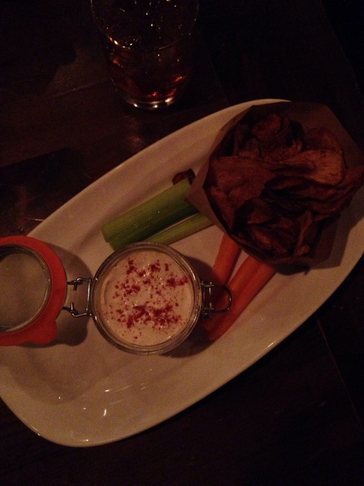 Henry's Majestic Housemade Onion Dip