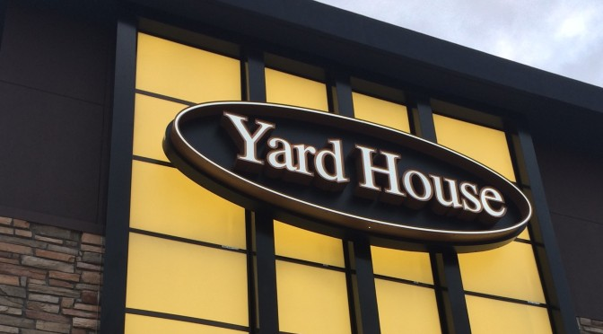 Yard House Measures Up