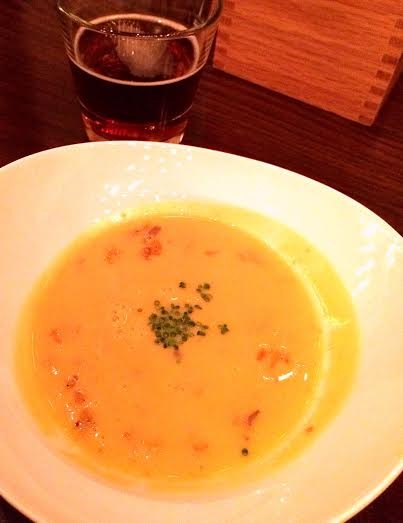 Oktoberfest and Butternut Squash Soup