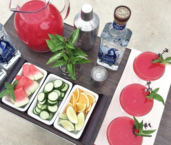 Sauza Watermelon Margarita