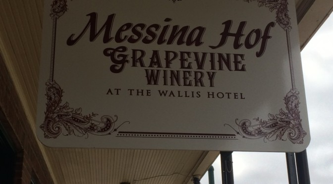 Messina Hof Grapevine