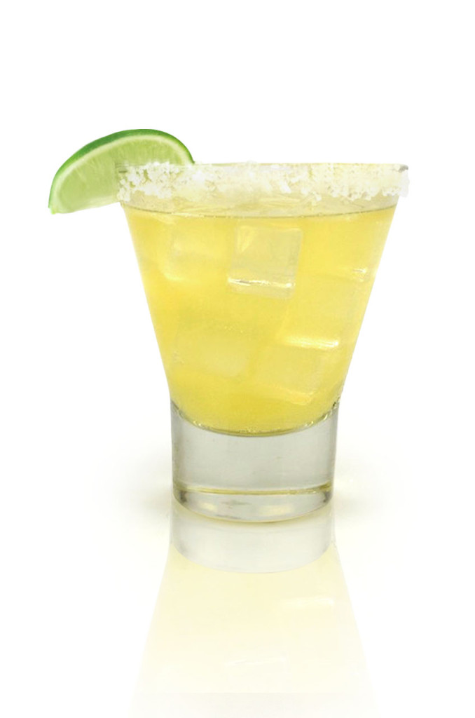 Q Ginger Beer Margarita