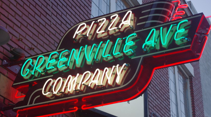 Greenville Avenue Pizza Company