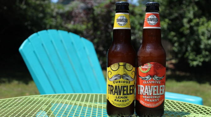 Summer Beer Review: Traveler Beer Co. Curious Traveler & Illusive Traveler