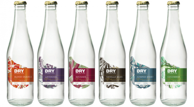 Dry Sparkling Water