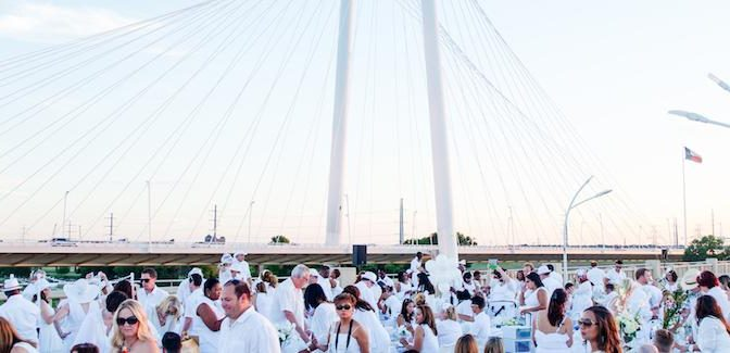 "How to ""Présoireé"" for Dîner en Blanc"