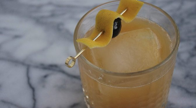 #SusieDrinksClassics: the Whiskey Sour