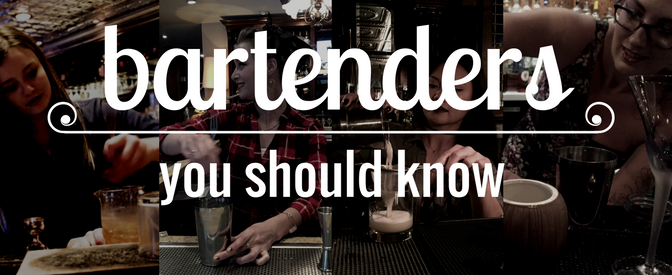 Bartenders You Should Know: Volume 1
