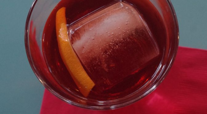 """APERITIVO HOUR"" WITH CAMPARI"