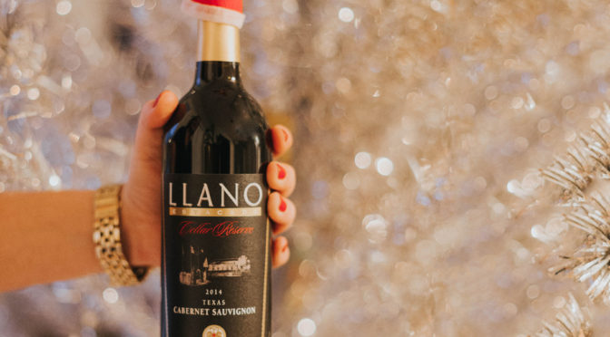 Llano Wines for the Holidays