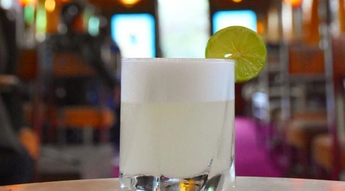 Pisco Portón Celebrates Pisco Sour Day