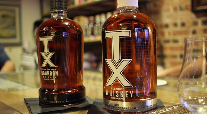 TX Bourbon by Firestone & Robertson Distilling Co.