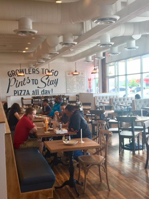 ... Shadows Of Nebraska Furniture Mart). The Bright And Airy Taproom And  Pizza Kitchen Is The Newest Offering From {33} Restaurant Group Who Also  Brought Us ...