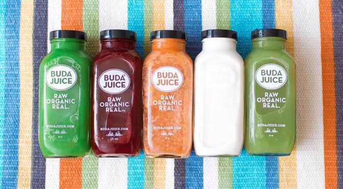 Buda Juice Cleanse