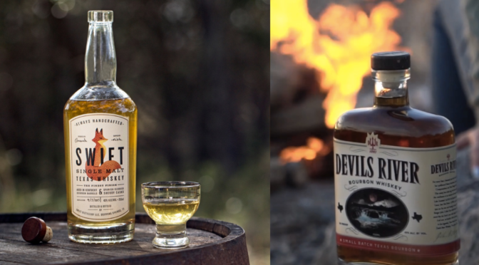 Taking on Texas: A Tale of Two Whiskeys