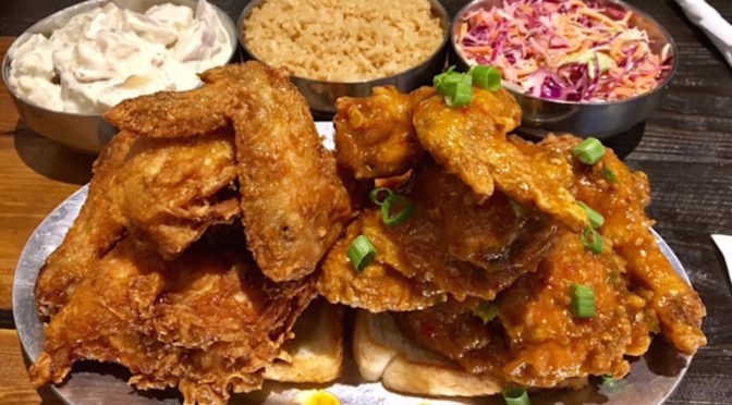 Chicken Moto: Southern Comfort Meets Seoul Food