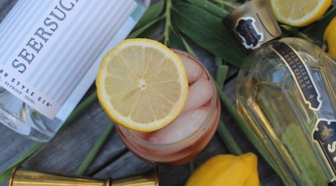 3 Killer Summer Gin Cocktails ft. Seersucker Southern Gin