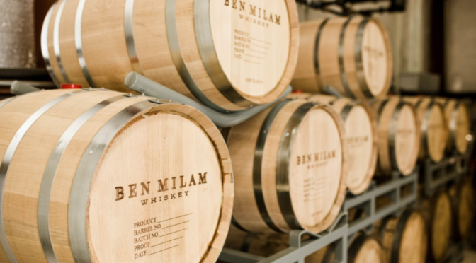 Product Review: Ben Milam Whiskey