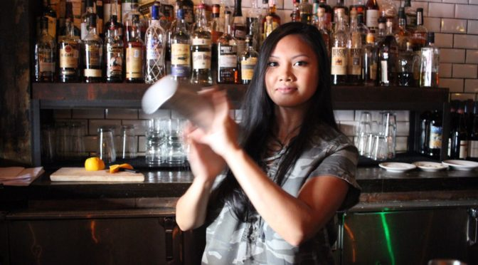 Bartenders You Should Know: Angela Montesclaros