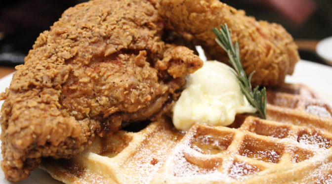 Street's Fine Chicken Now Offers Brunch