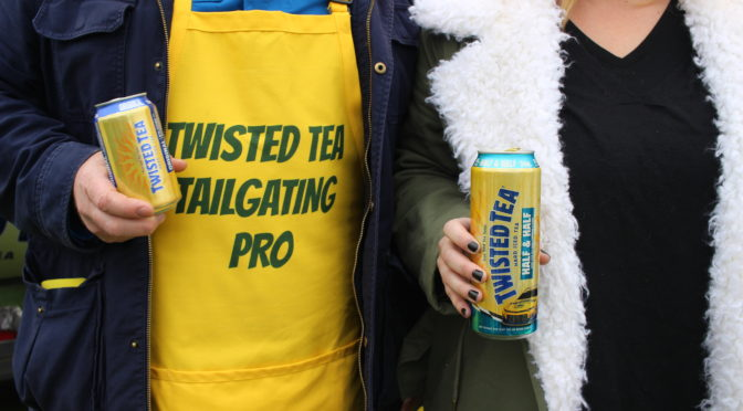 How to Host the Perfect #TwistedTailgate