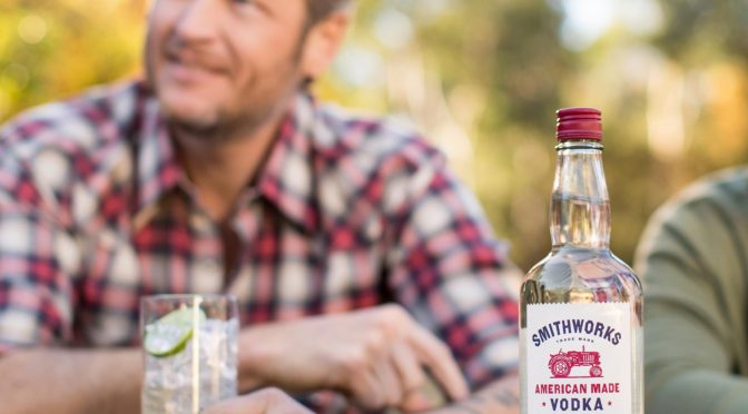 Howdy, Smithworks Vodka!